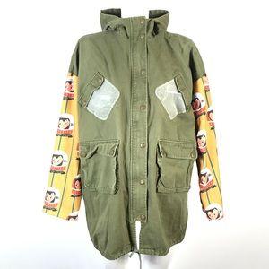Tyakasha jacket